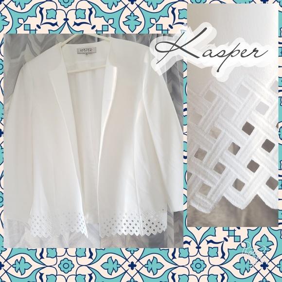 Kasper Jackets & Blazers - Kasper blazer jacket sz 16